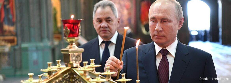 Putin's Last Crusade