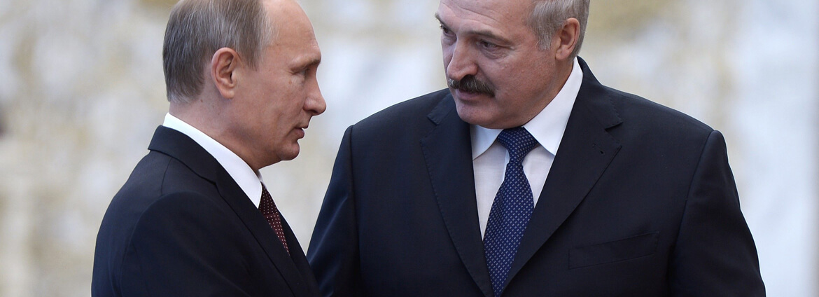 'Europe's Last Dictator' Walks Fine Line Between Russia and the West