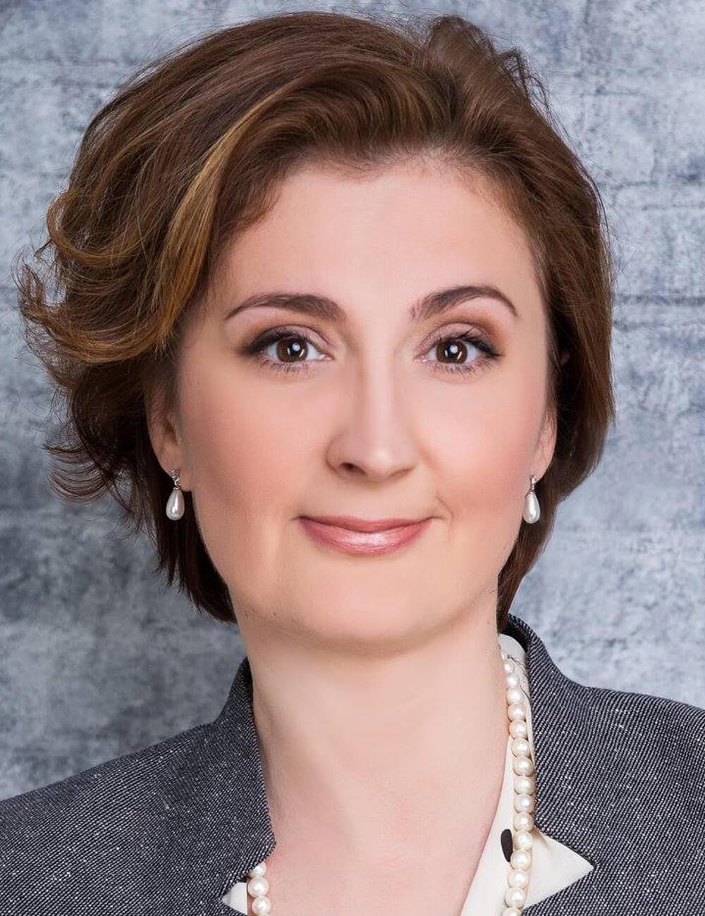Катерина Смаглий, Эксперт