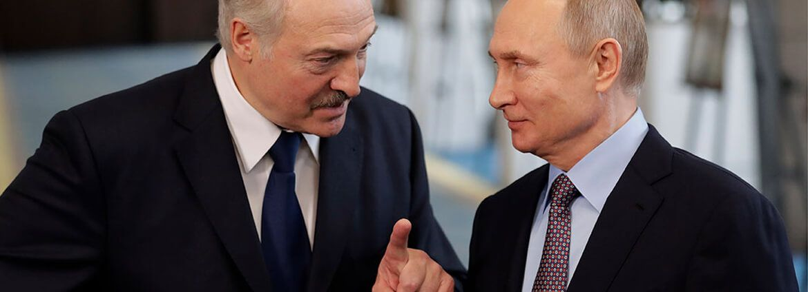 Russia's creeping assault on the sovereignty of Belarus