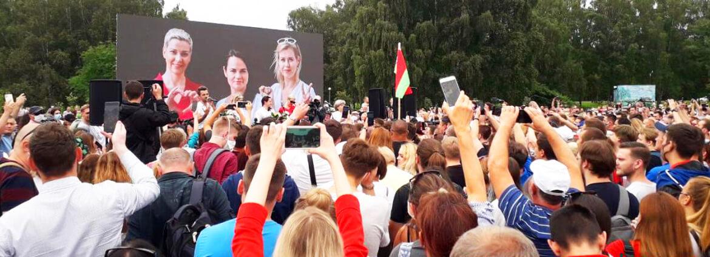 Предвыборные козни Запада и сценарии «цветной революции»