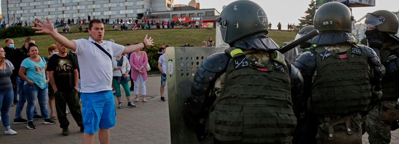 Чем Запад может помочь Беларуси