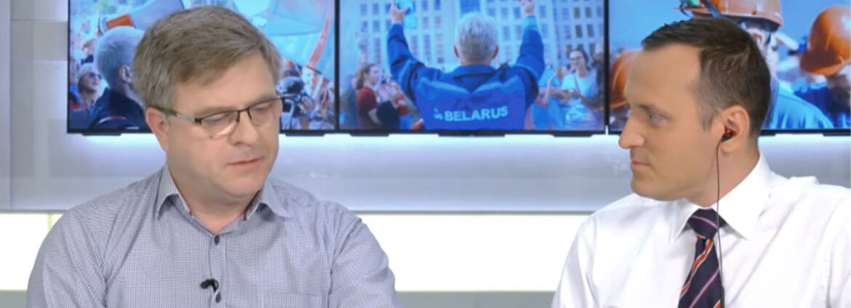 Владимир Кобец: «Теперь мы чаще слышим Белоруссия вместо Беларусь в эфире национального телевидения»