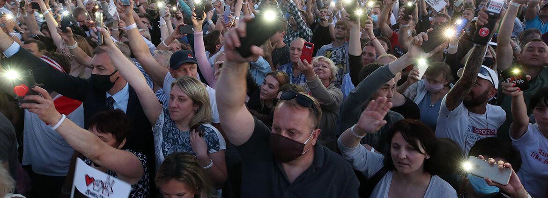 The Washington Post: Выборы, которые неожиданно встряхнули беларусского диктатора
