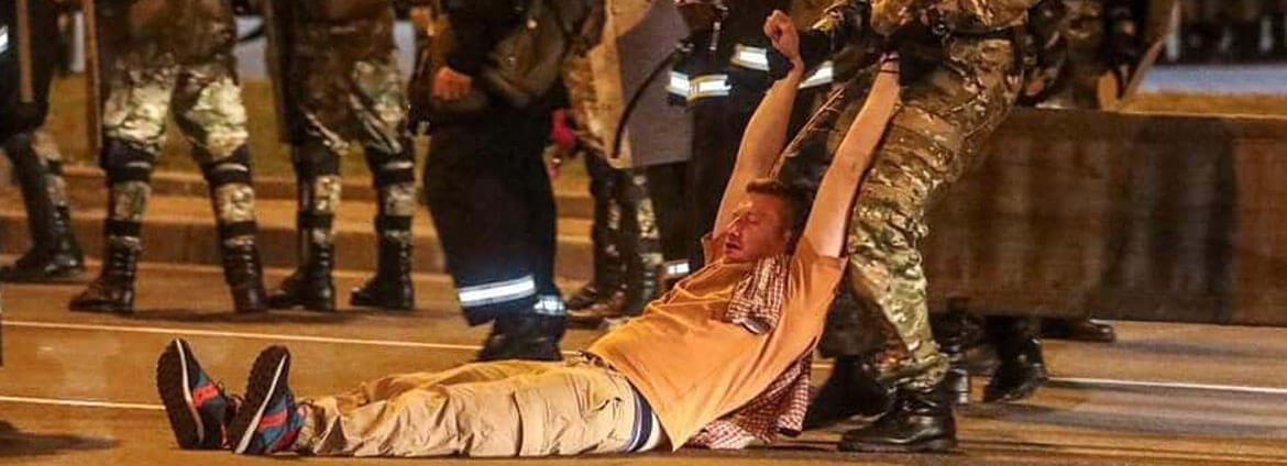 Expert: protesters were subjected to abuse and torture