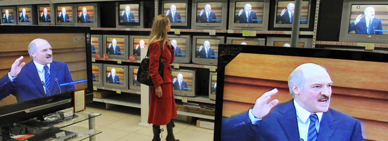 Гибридная война: информационного суверенитета Беларуси больше нет?