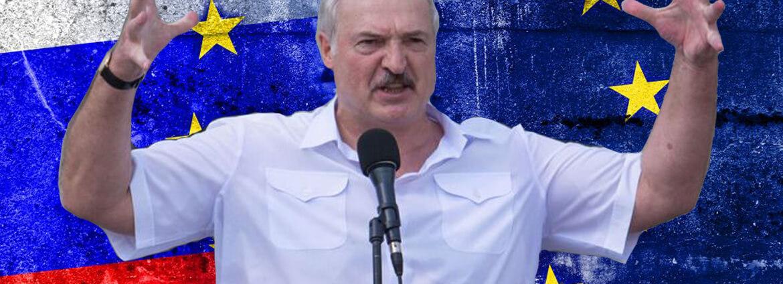 Беларусь, Евросоюз, Россия