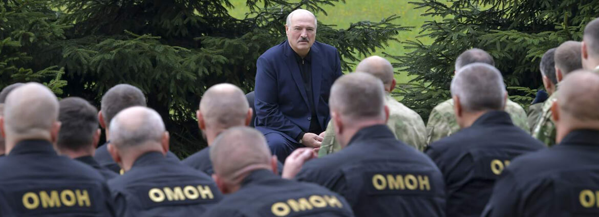 The situation in law enforcement agencies of Belarus and the prospects of weakening the main support of the Lukashenko regime