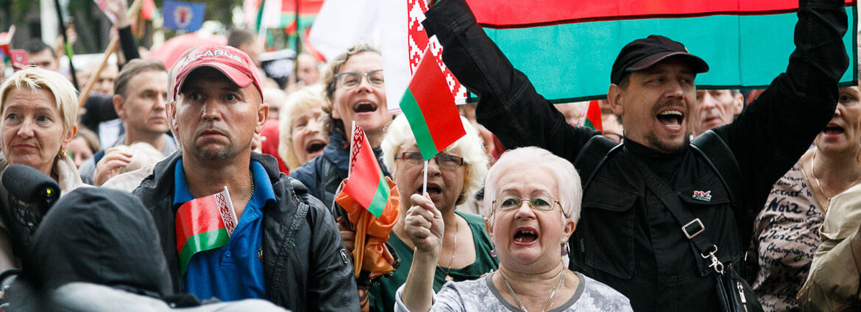 Борьба с российской пропагандой в Беларуси: Классифицируй это