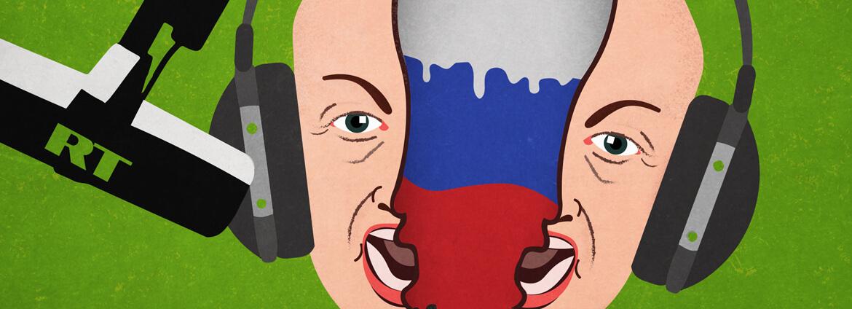 Кто и как на Russia Today комментировал протесты в Беларуси