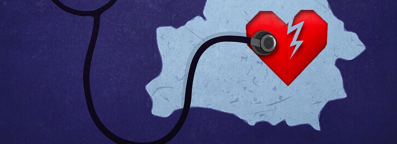 Как БТ учит жизни беларусских врачей: нет протестам и эмиграции