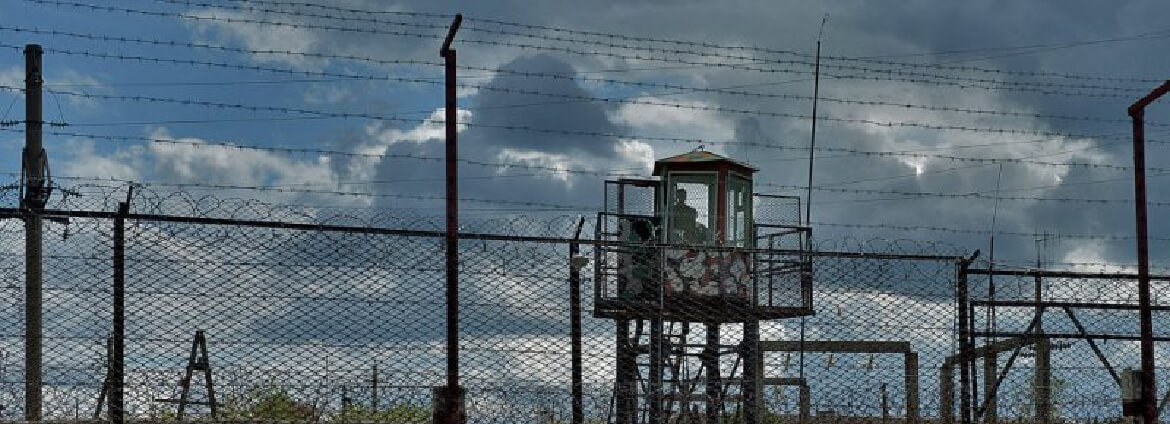 Lukashenka orders to build a concentration camp in Belarus