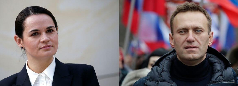 Фактор Навального и новые краски в очернении Тихановской