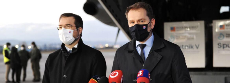 Словацкая политика привилась российским «Спутником»