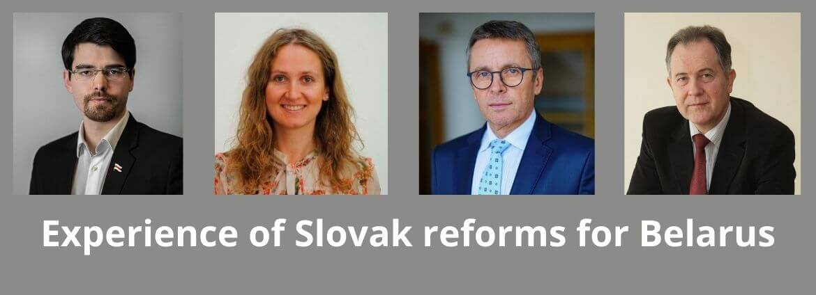 Experience of Slovak reforms for Belarus