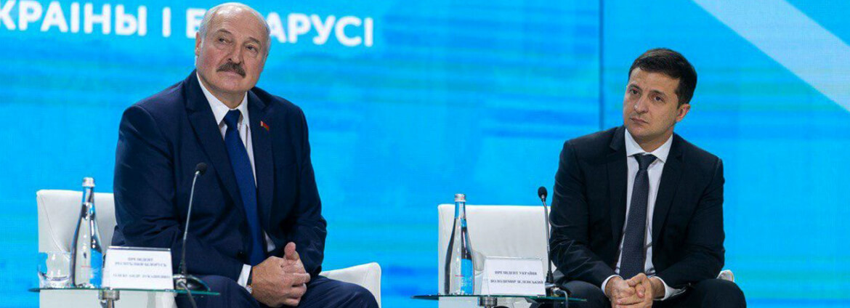 Ukraine – Belarus: a quarter without jokes