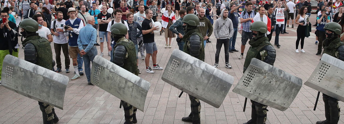 International efforts to investigate human rights crimes in Belarus and bring their perpetrators to justice
