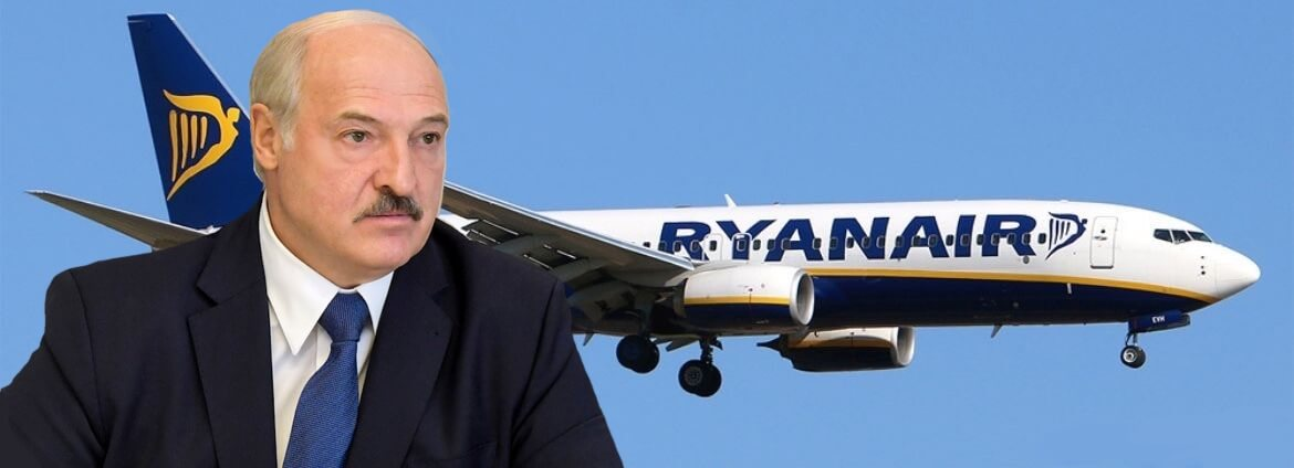 Incident with a Ryanair flight