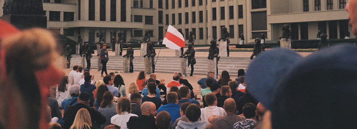 Discrediting political opponents in the Belarusian state media and hate speech