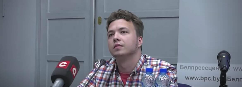 Роман Протасевич: расчеловечивание и демонизация